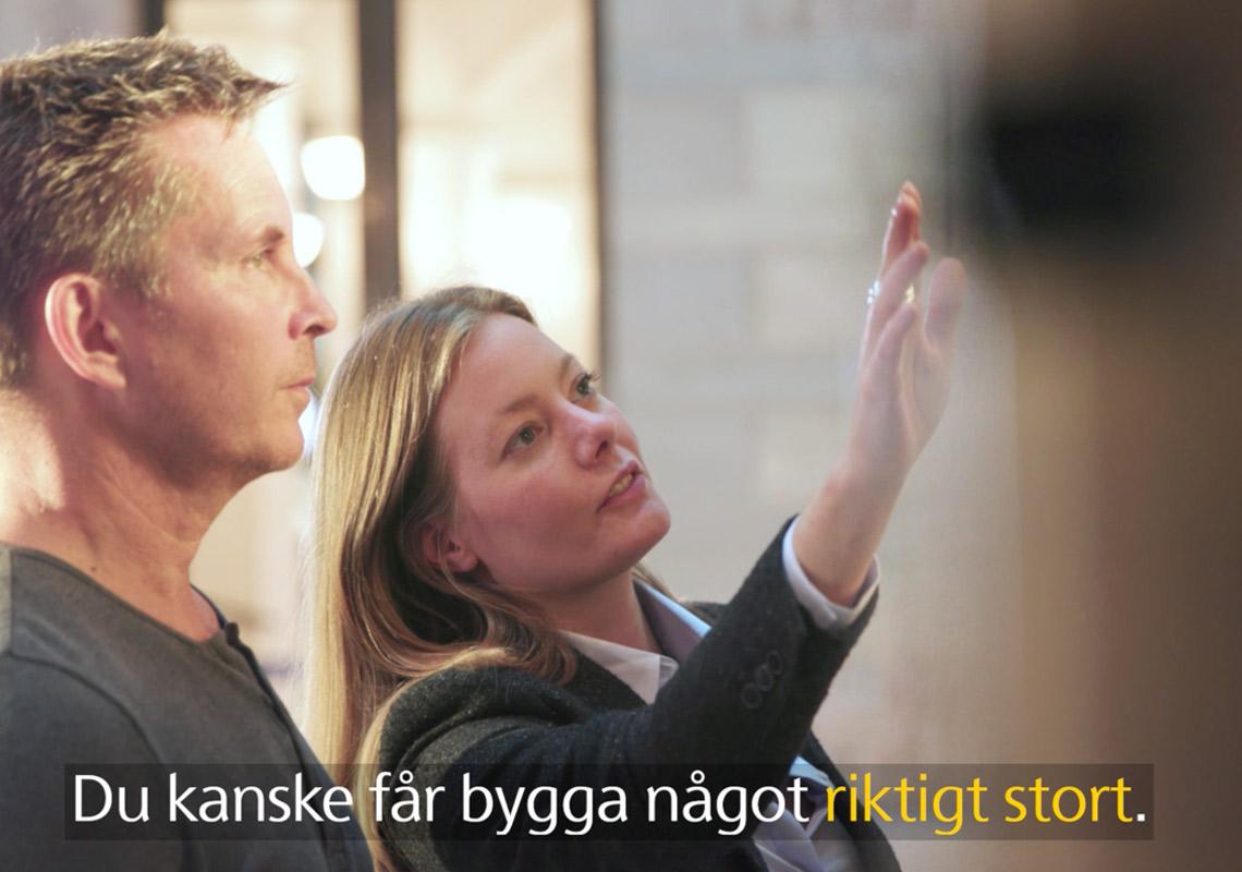 Skanska employer branding