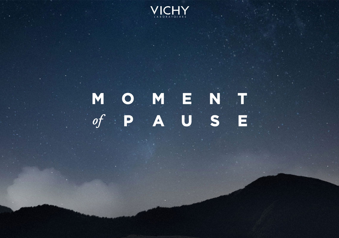 Moment of pause