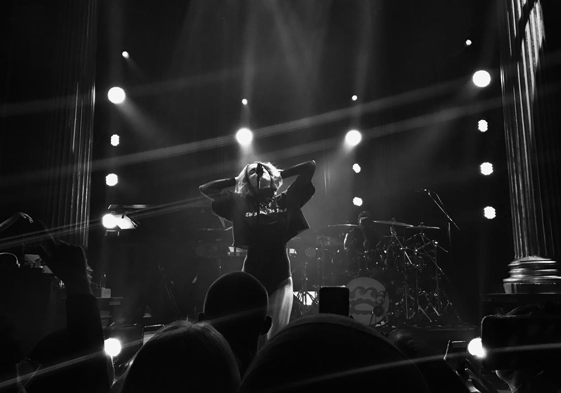 Kehlani concert